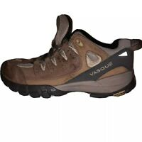 Vasque Mantra 7397 Women's Hiking Shoe Boot Leather Vibram Sole Brown Size 8.5