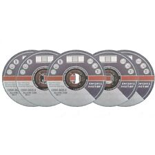 Trennscheiben Ø 125 mm 5 St. Flexscheiben Inox Edelstahl Metall Extradünn 1 mm