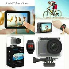 AKASO V50 Pro Action Camera 4K WiFi 20MP Camcorder Eis Touch Screen Refurbished