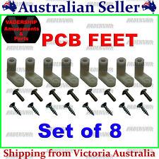 NEW - 8x PCB Feet & Screw Set