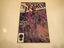 THE UNCANNY X-MEN #198 1985 Marvel Comics VF *