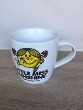 MR MEN LITTLE MISS SUNSHINE MUG ROGER HARGREAVES
