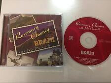 Rosemary Clooney - Brazil (2000) CD
