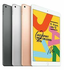 "Apple 10.2"" iPad 7th Gen 32GB 128GB Gray Gold Silver WiFi 2019 Latest Model"