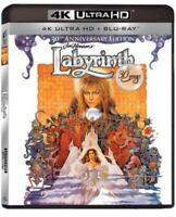 Labyrinth 4K Ultra HD + Blu-Ray Neuf UHD (UHDR7209UV)