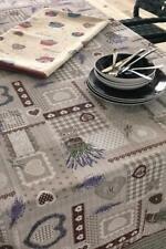 Mantel de Mesa para Cocina  Rectangular Antimanchas e Impermeable de 145x250 cm