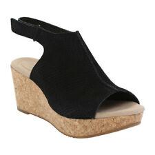 Clarks Women's   Annadel Joy Wedge Sandal