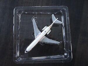 Alaska Boeing 727, Die-cast Model Plane, 1:400, Rare Golden Nugget, N797AS