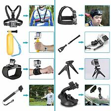 Neewer 21 in-1 Kit Di Accessori Per GoPro 4 3+ 3 2 1 sj4000