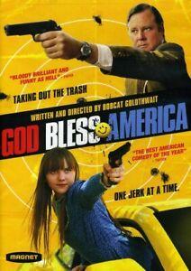 God Bless America (DVD, 2010, WideScreen)