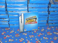 NES Nintendo Game Boy Advance CAPCOM CLASSICS MINIMIX NEW SEALED Gameboy STRIDER