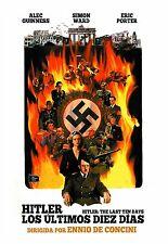 HITLER: THE LAST TEN DAYS (1973) **Dvd R2**  Alec Guinness Simon Ward