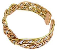 SALE Womens Solid Copper Magnetic Cuff Bracelet Dina Medium Gift Box