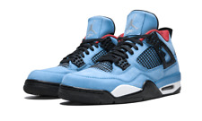 Air Jordan 4 Travis Scott Cactus Jack Size 11 SNEAKERS