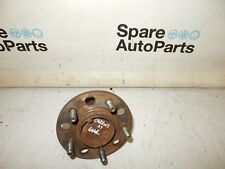 KIA CARENS  (2006 - 2011) MK3, REAR WHEEL HUB WITH ABS RING