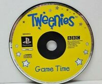Tweenies Game Time  PS1 PlayStation Sony  Disc Only  **Same Day Dispatch**