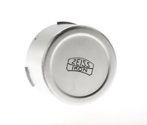Zeiss Ikon Heavy Alumiun Rear Lens Cap For 21mm Biogon