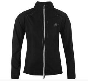 Karrimor XLITE Women's Running Run Jacket Black all Sizes New with Label