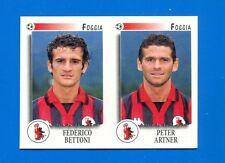 CALCIATORI PANINI 1997-98 Figurina-Sticker n. 469 - BETTONI-ARTNER FOGGIA-New