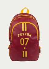 Harry Potter Quidditch Captain 07 Backpack Rucksack School Bag With Tags