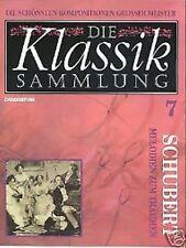 Die Klassik-Sammlung - Heft + CD Nr. 7 Schubert