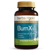 Herbs of Gold Burnx 60 Tablets Healthy Weight Support