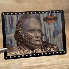 RARE Mr. Freeze - DC Comics Slide Arnold Schwarzenegger - Batman Movie - 1997