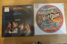 SMALL FACES...VINYL COLLECTION/RED /BLUES-SAINSBURYS LTD EDITION-OGDENS NUT  GON