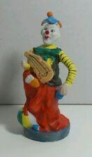 Collectible Lareaux Hand Painted Knickknack Mime W Beach Ball (1989) 331-28901