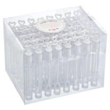 Liebeszauber Seifenblasen Set für Hochzeiten mit Herzgriff 1 x 48er Box