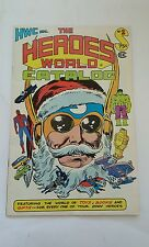 Heroes world catalog # 2 ,1979