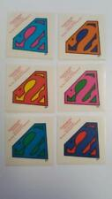 Superhero SkyBox Collectable Trading Cards