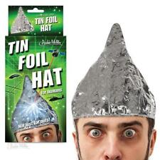 Tin Foil Hat For Conspiracy Theorists!