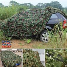 Oxford Army Camouflage Netting Hunting Shooting Camping Woodland Camo 2M *1.5M