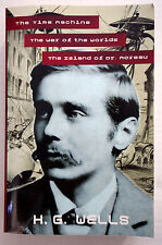 H. G. Wells 3-in-1 TPB: Time Machine, War of the Worlds, Island of Dr. Moreau