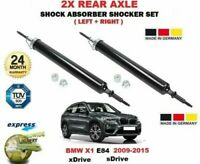 EO NUMBER: 33526788495 33526788496 33526793714 6788495 2X REAR SHOCK ABSORBERS
