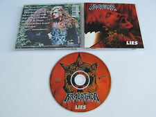 KRABATHOR Lies CD 1995 RARE OOP DEATH ORIGINAL 1st PRESSING MORBID RECORDS!!!