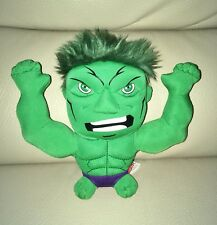 Collectable Official Marvel The Incredible Hulk Soft Toy