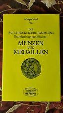 Die Paul Henckelsche Sammlung Brandenburg-preußischer Münzen und Medaillen, coin
