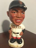 1962 San Francisco Giants Vintage Willie Mays Bobble Head