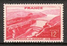 France - 1948 Genissiat barrier - Mi. 830 MNH