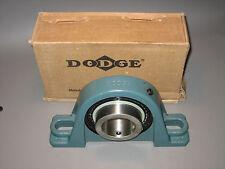 Dodge (Baldor) P2B-SCM-50M-NL Pillow Block 50mm Set Screw Bearing Two-Bolt New.