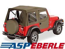 Verdeck Softtop Supertop Bestop Jeep Wrangler TJ 97-06