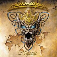 Majestic GAMMA RAY CD ( FREE SHIPPING)
