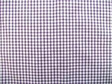Tissu Vichy 2 mm 147 cm large robe vêtements nappe rideaux Craft Carreaux