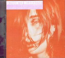CD album: Deerhunter: microcastle. 4AD. indie rock