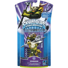 Skylanders & GIANTS & SWAP FORCE New Single Pack - VOODOOD Series 1 -  FREE SHPG