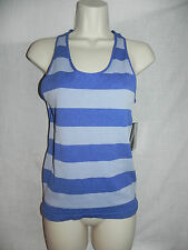 90 Degree by Reflex Tank Striped Small Style RN-8187S Womens NWT $48