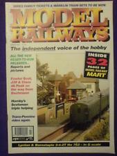 MODEL RAILWAYS - TRANS PENNINE - March 1993 vol 10 #3
