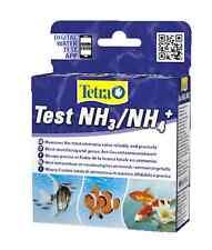 Kit de prueba NH3/NH4 amoniaco Tetra Agua Dulce Estanque de Peces de acuario marino